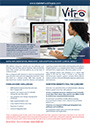 The Clinicians Brochure - Why Vitro the Clinicans EMR