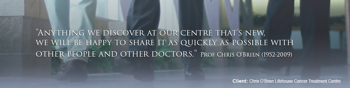 Slainte Client Case Studies - Anything new we discover we will share with other people and doctors